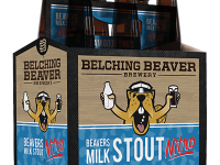 Belchin beaver Peanut Butter Nitro Milk Stout op FSOM door TheDutchBeerDad van Speciaalbierexpert1