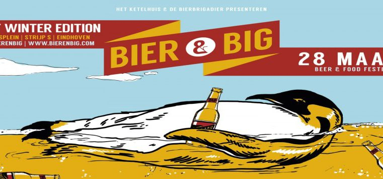 Bier en big the end of winter festival 2020