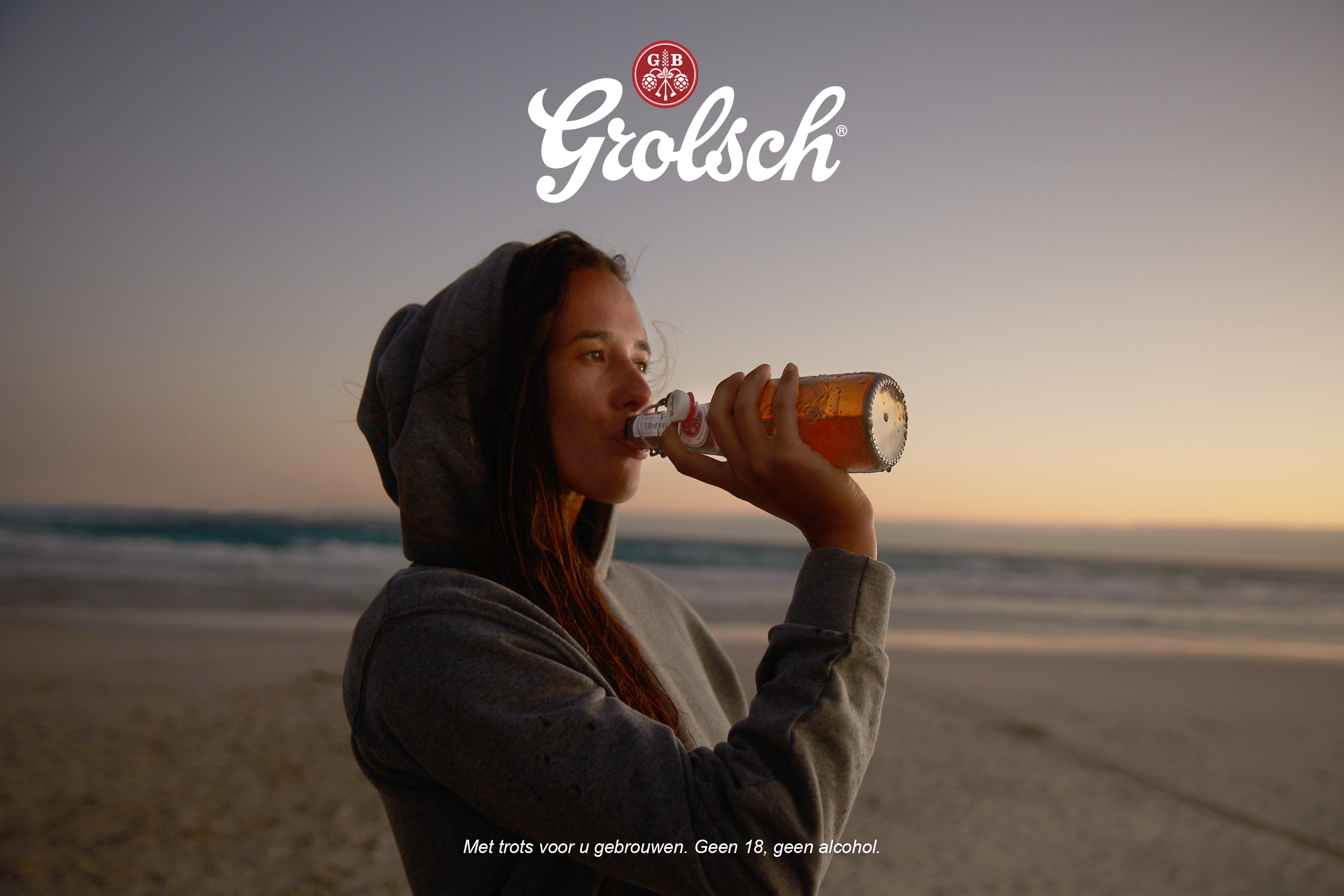 Vier seizoenen speciaalbier van Grolsch