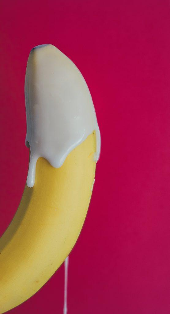 Annie Spratt free stock image from Unsplash. Een banaan in de seksuele revolutie van de man op fsom.