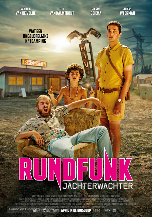 rundfunk op fsom. Jachterwachte dutch movie