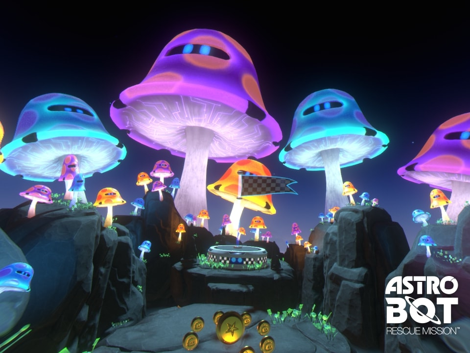 Astro BOT. VR Game review van ffredericc inner.click op FSOM Magazine