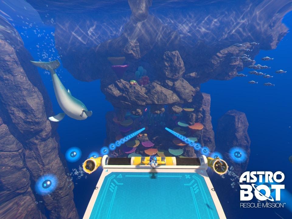 Als zelfs je niet gamende vriendin aan Astro Bot krijgt, dan moet het wel een goede game zijn. Het overkwam FfredericC. Check snel zijn volledige game review.   FSOM.nl