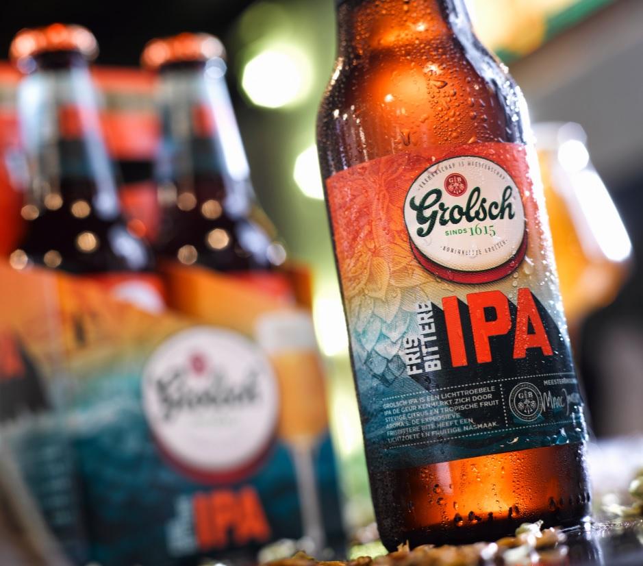 Nieuwe bieren van Grolsch!