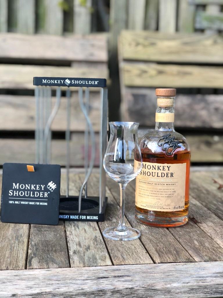 Monkey Shoulder blened malt. Whisky tips voor de lente op fsom door confessions of a whisky freak.