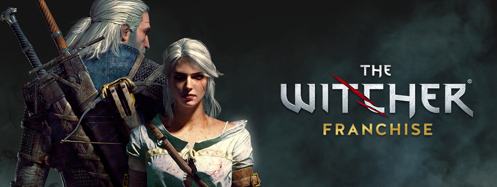the witcher franchise op fsom.
