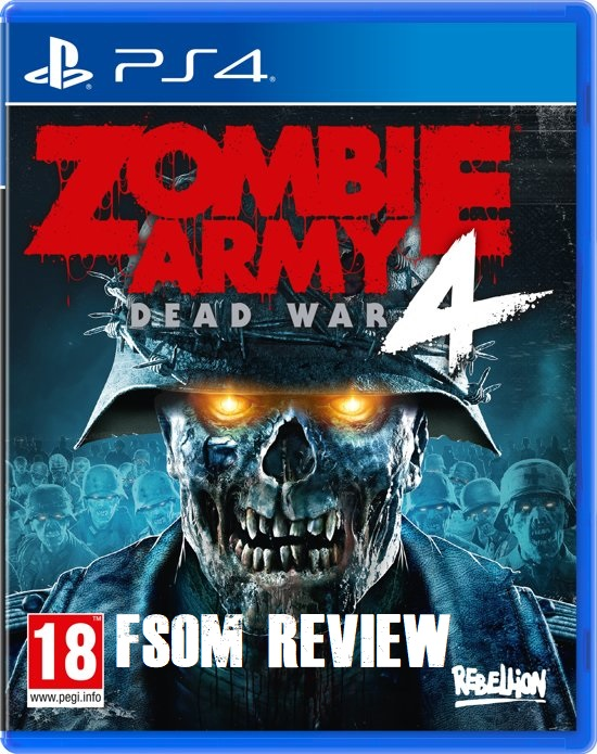 Zombie Army 4 – Dead War Review