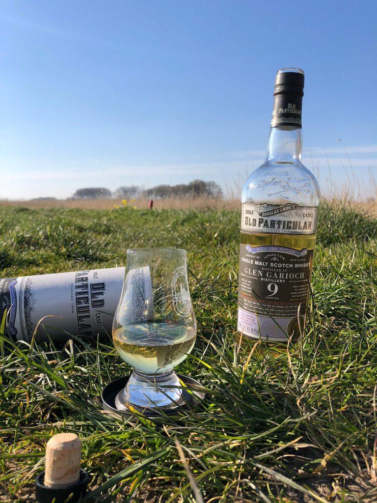 Old Particular van Glen Garioch. Whisky tips voor de lente op fsom door confessions of a whisky freak.