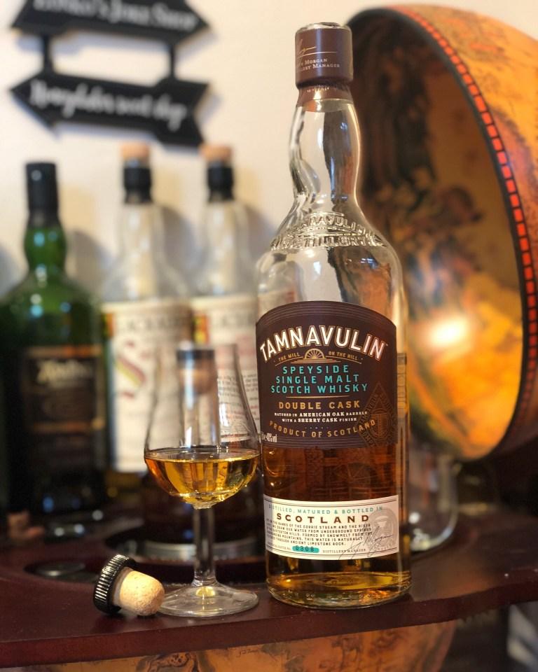 Tanmavulin SPeyside Single Malt Scotch Whisky. Whisky tips voor de lente op fsom door confessions of a whisky freak. FSOm Magazine.