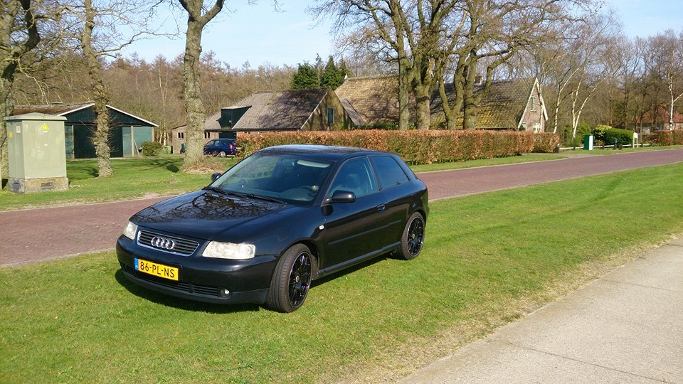 Audi A3 Turbo ABT van TheDutchBeerDad in A Trip Down Memory Lane the Rides op FSOM Magazine.  https://fsom.nl