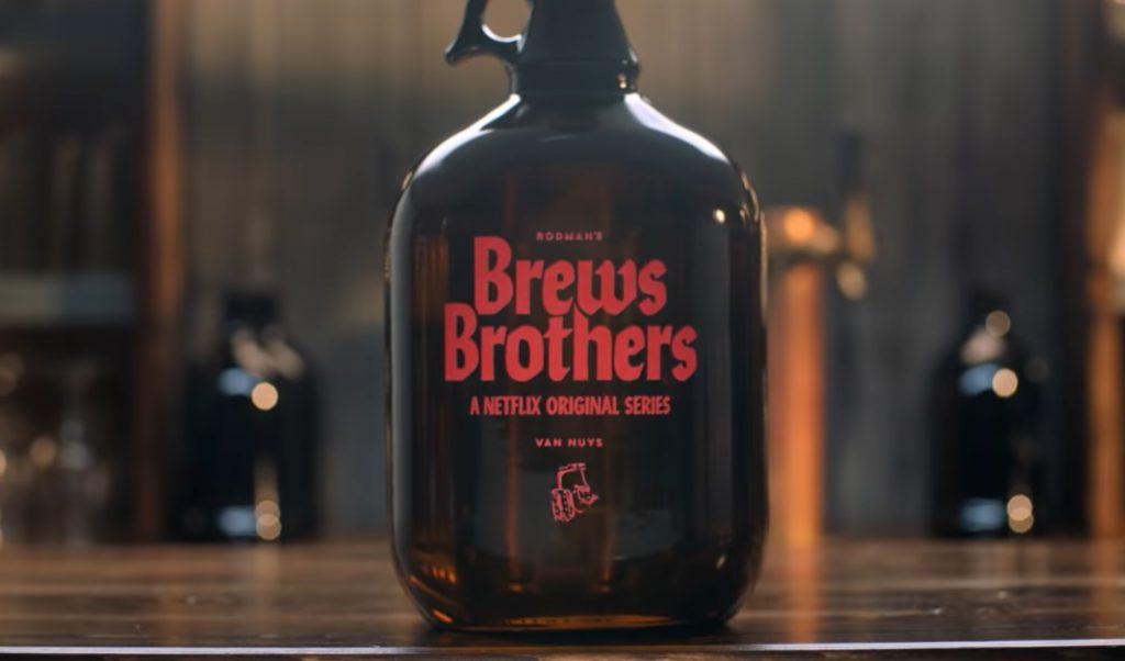 Brew Brothers van Netflix op FSOM.