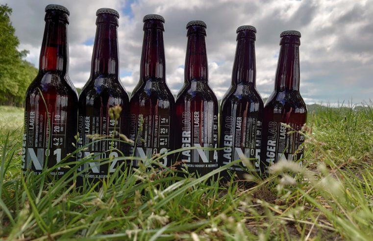 De lagerlab bieren van Brouwerij Noordt op FSOM Magazine door thedutchbeerdad