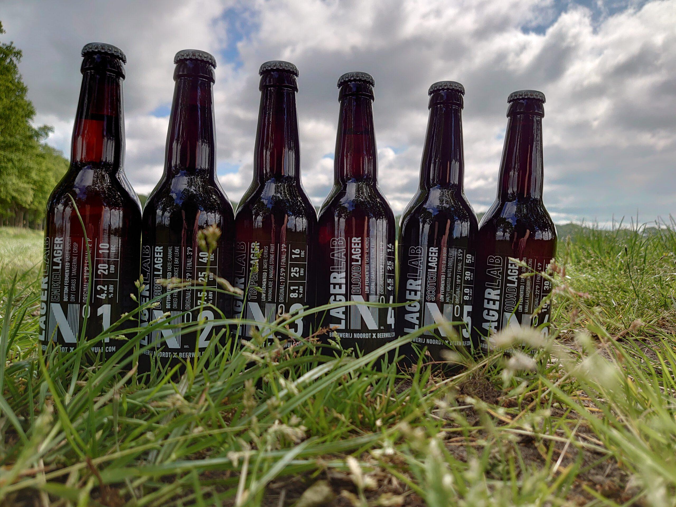 Brouwerij Noordt brouwt in onbekende wateren met LagerLab