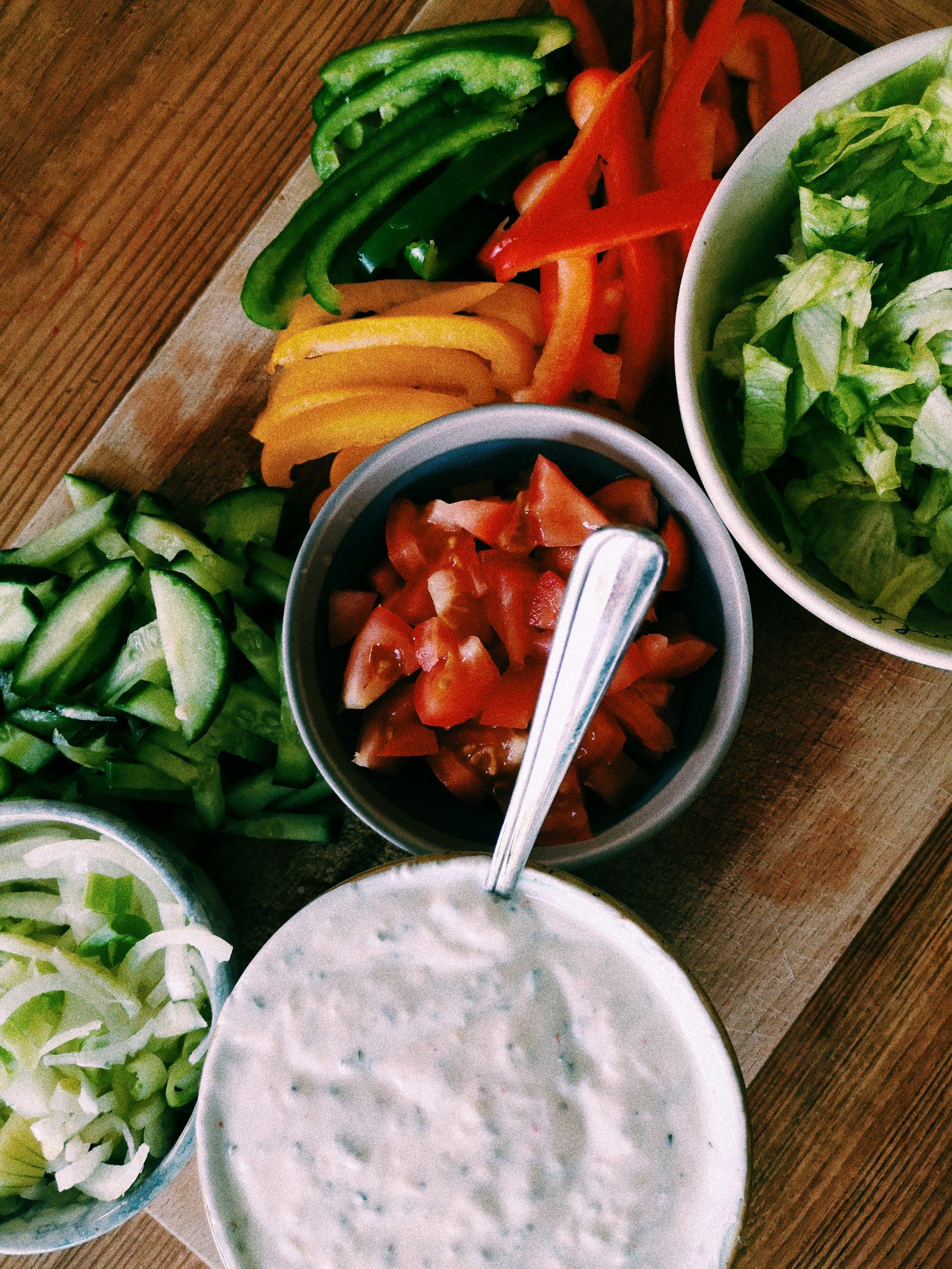 Het Receptenboek | Zelfgemaakte Tzatziki