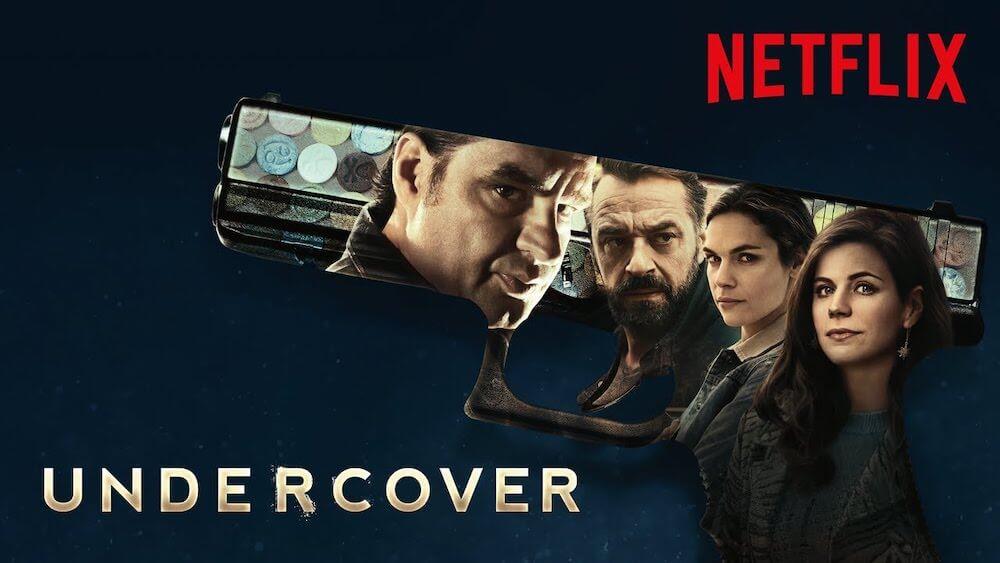 Undercover keert 6 september terug!
