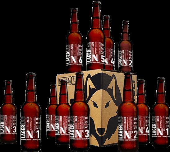 Exclusief te koop bij BeerWulf! De bieren uit het LagerLab van Brouwerij Noordt.   TheDutchBeerDad was er namens FSOM Magazine bij om ze voor te proeven!