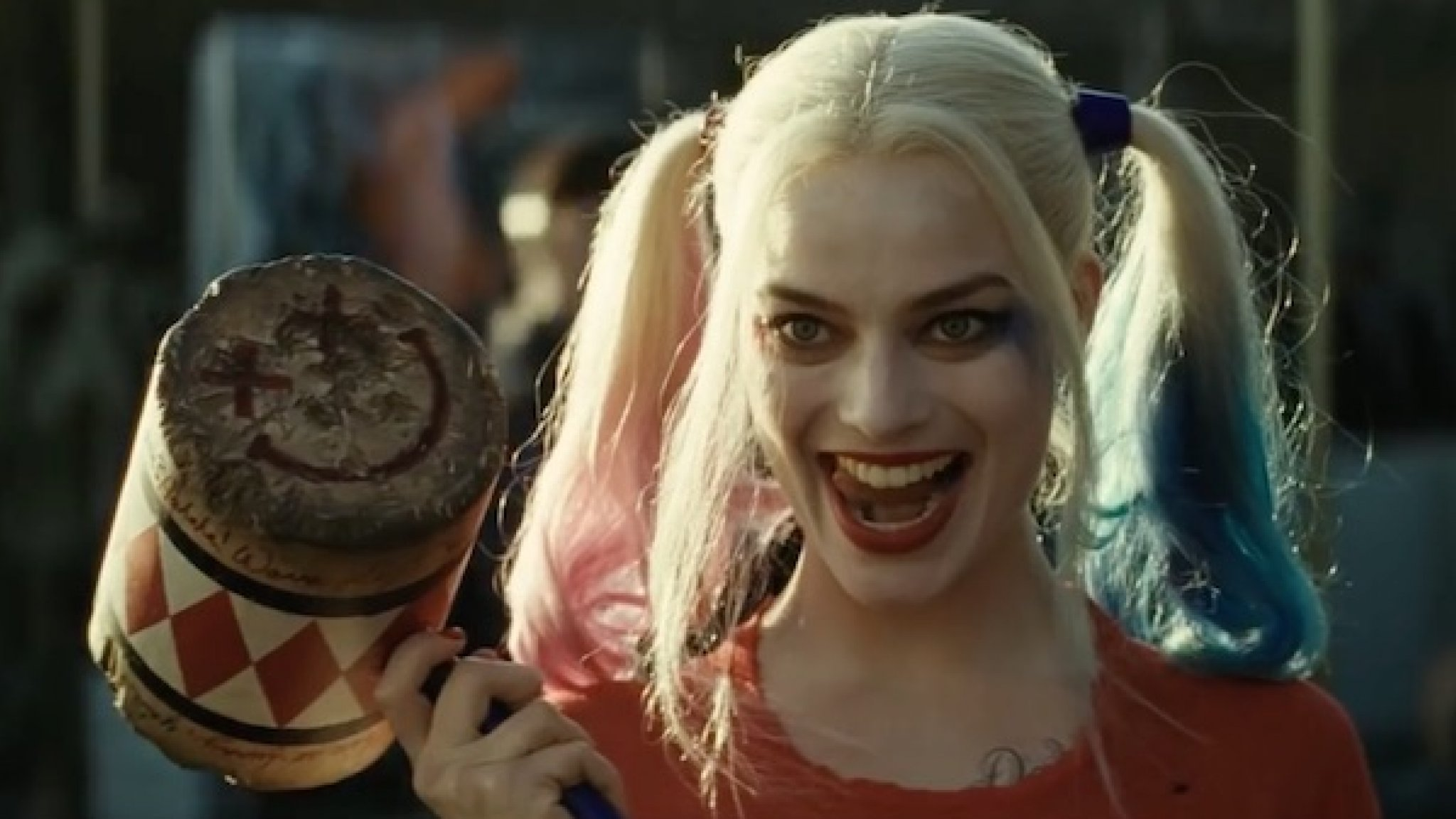 So This Is The Famous Suicide Squad!?