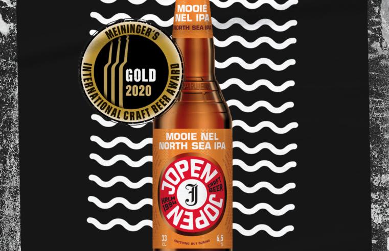 Nort Sea Mooie Nel IPA van Jopen valt weer in de prijzen fsom magazine