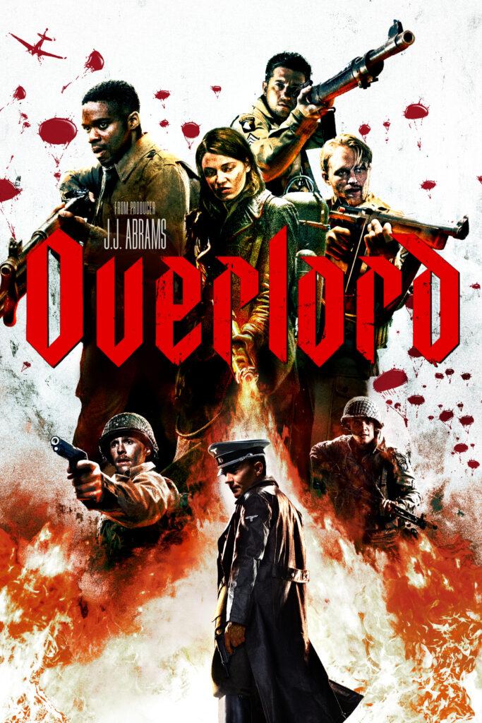Dit gebeurt er als de maker van 'Lost' zich bemoeit met de nazi's.  Overlord is het resultaat en deze (te) gekke film staat nu op Netflix!   FSOM Magazine