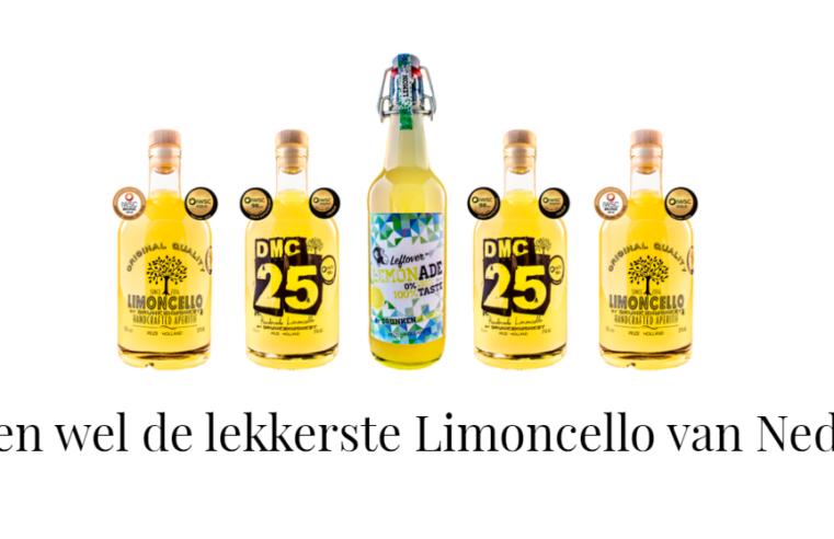 Drunken Monkey Limoncello uit Peize op FSOM Magazine