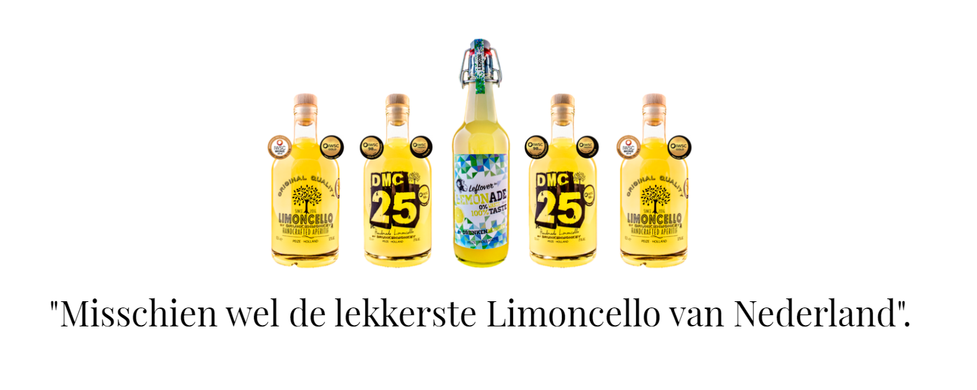 Na Europa Verovert Drunken Monkey Limoncello ook China!