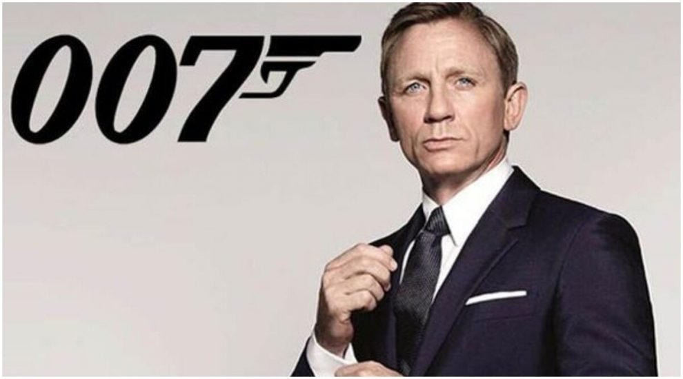 James Bond heeft No Time To Die