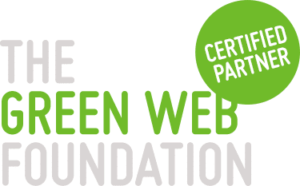 The Green Web Foundation Certified Partner FSOM via Strato AG