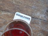 Grutsk de whisky barrel aged quadrupel van browuerij diggelfjoer uit friesland. fsom
