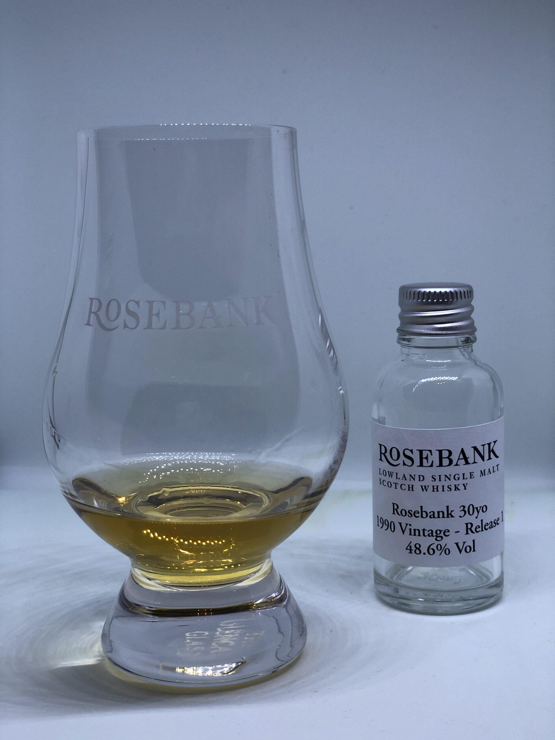Het einde van het jaar is nabij en dus is het tijd voor wat mooie overzichten. Vandaag de top 5 whisky's door Confessions of a Whisky Freak.  Rosebank op FSOM Magazine