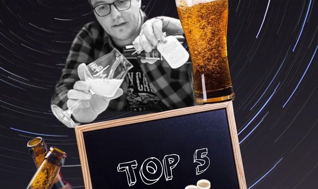 De Top 5 Bieren Van 2020