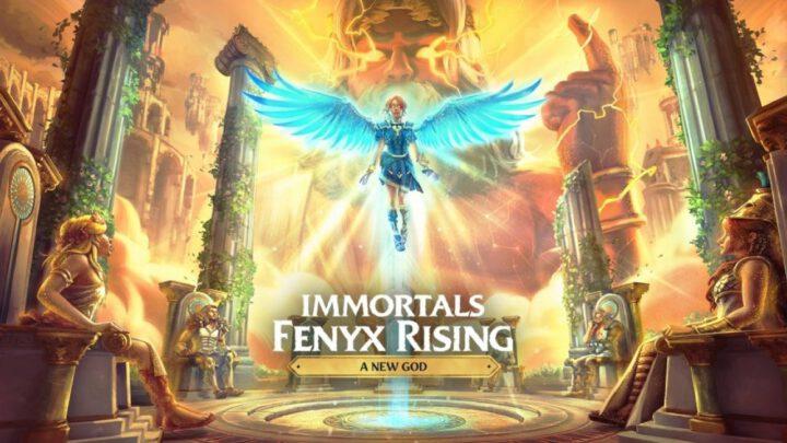 Immortals Fenyx Rising DLC en Demo NU beschikbaar!
