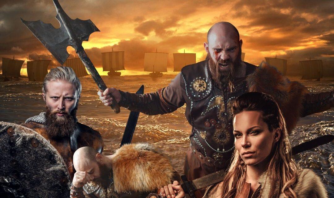 Dit is de Vikings Valhalla Cast!