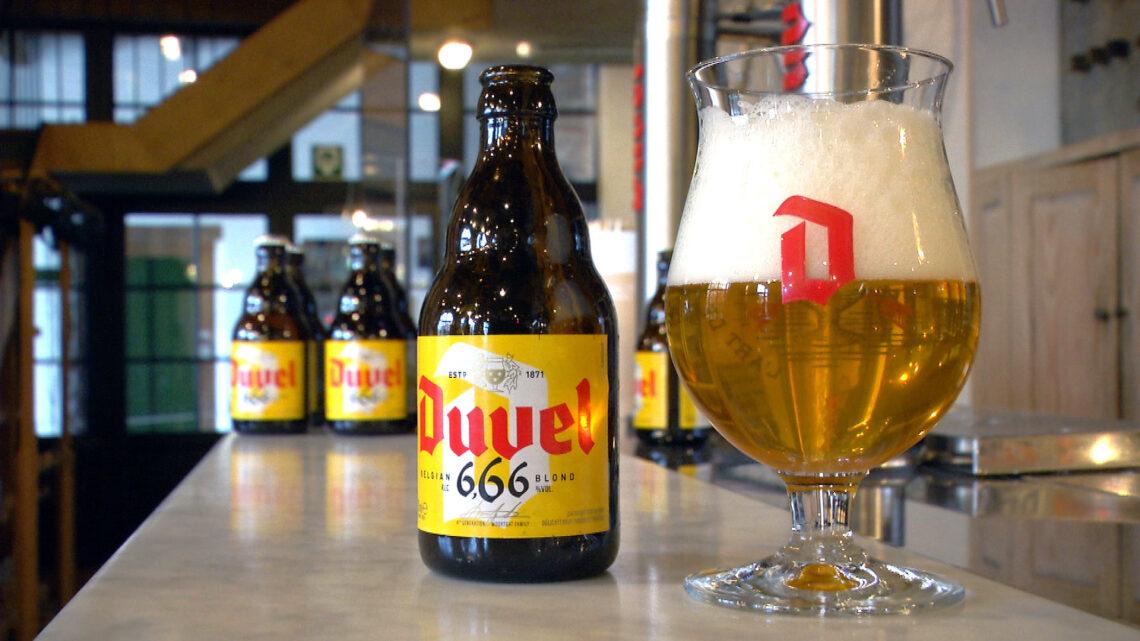 Duvel viert haar 150ste verjaardag met een duivels biertje!