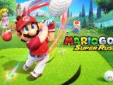Fsom Magazine Mario Golf Super Rush Nintendo Switch