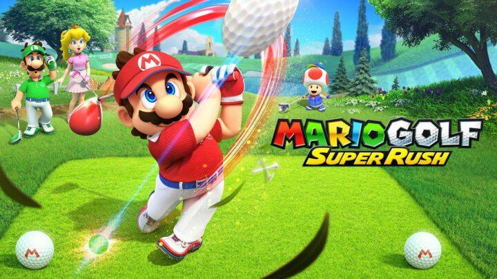 Mario Golf komt naar de Nintendo Switch met Mario Golf Super Rush