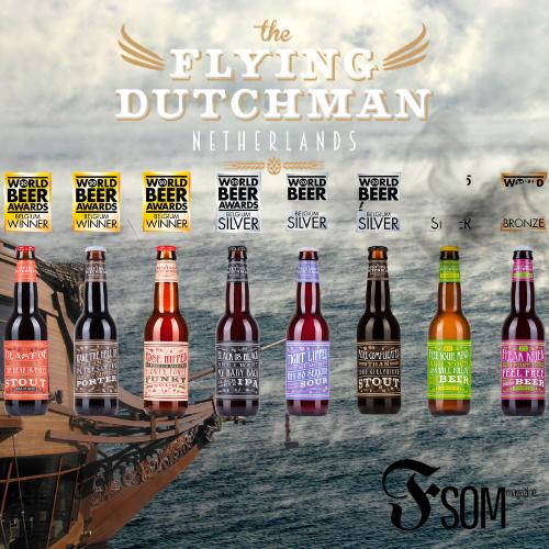 Een nomad brewer is letterlijk wat het zegt, een nomadische brouwer. Dit is het verhaal van The Flying Dutchman Nomad Brewer. TheDutchBeerDad praat je bij over deze award winning nomad brewer.