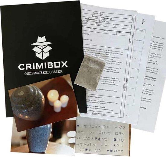 Een parfummetje of chocolaatje is leuk hoor, maar wij van FSOM Magazine hebben pas echt de perfecte cadeautips voor Valentijnsdag op een rijtje gezet!   De crimibox! Een garantie voor vermaak!