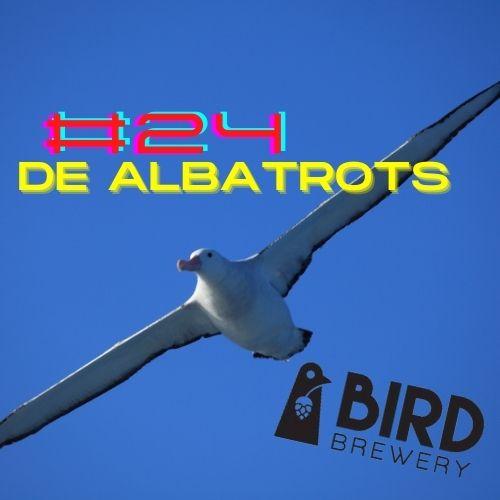 Het is binnenkort werelddag van het bos en Bird Brewery zou Bird Brewery niet zijn als ze niet Albatrots op hun bomenproject zouden zijn!