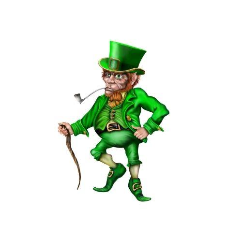 De Leprechaun bij FSOM. Happy St. Patrick's Day! Maar wat is St. Patricks Day eigenlijk, wat vieren we en waar komt die Patrick vandaan?  TheDutchBeerDad