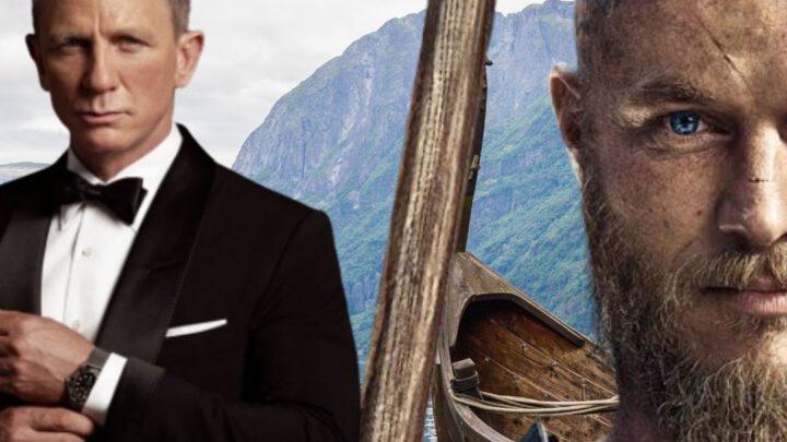 James Bond trekt samen op met de Vikings!