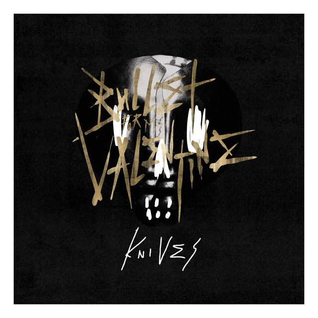 Let the Madness BEGIN met Knives! Bullet for my Valentine is back baby!