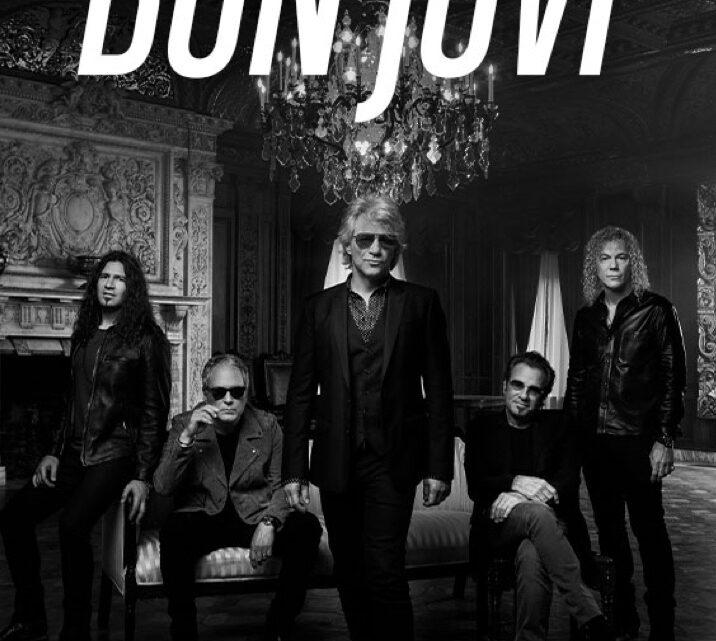 Bon Jovi Live vanuit… de bioscoop?