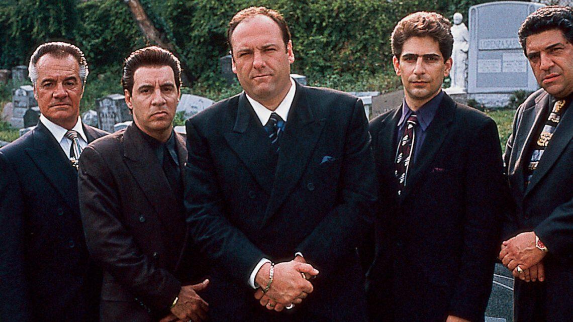 De Comeback Van Tony Soprano! En Zijn Legendarische Cast!