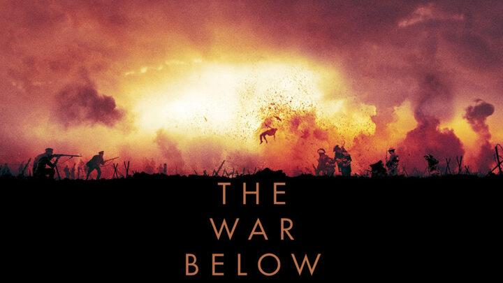 Zenuwslopend en Angstaanjagend. The War Below gaat een knaller worden!