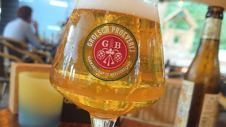 Bierpaspoort 'Geloof', de Zomerse Weizen van Grolsch